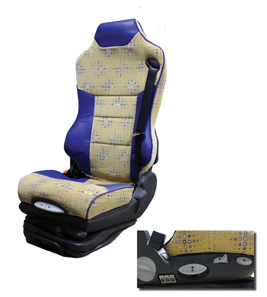 Asiento para conductor Confort