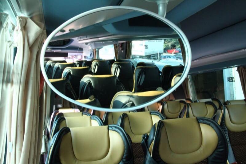 Autobús equipado con butaca Agile 4540
