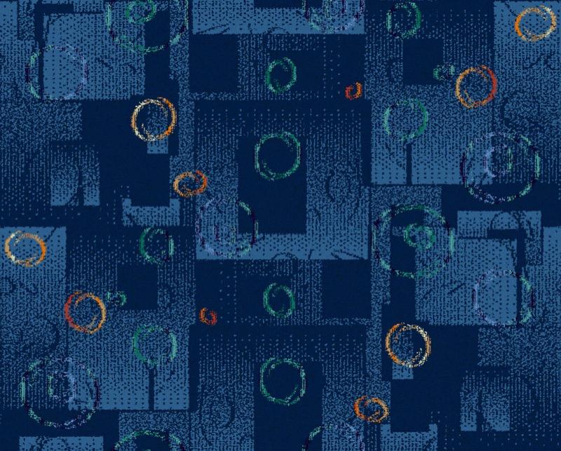 Tejido utilizado en Butaca Plan Osiris Azul 2